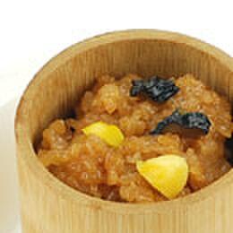 横浜大飯店 - 料理写真:竹筒おこわ