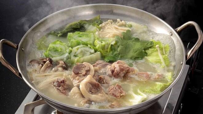 九州酒場 - 料理写真:博多コラーゲン水炊き