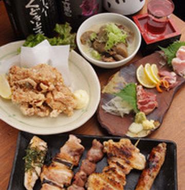 りある - 料理写真:とり料理各種