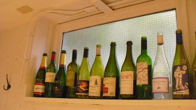 SAJI - 料理写真:自然派を中心に各国ワイン50種類以上!!