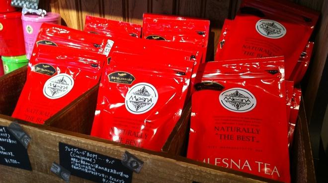 Kunitachi Tea House - 料理写真:今しか手に入らないブラックティーを多数ご用意しています!