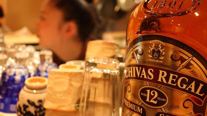のらくら - 料理写真:ウイスキーもございます