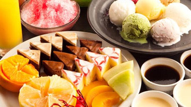 喰喰 - 料理写真:『プチケーキコーナー』日替わりなので毎日行っても飽きません。
