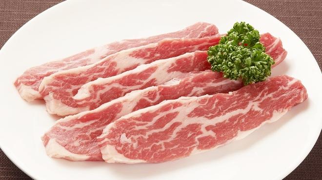 うしすけ - 料理写真:上カルビ1050円
