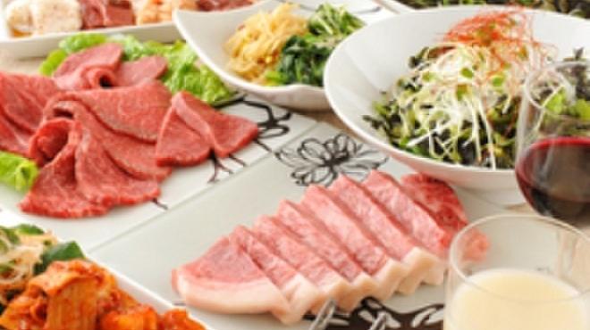 エイジング・ビーフ - 料理写真:熟成和牛をお楽しみ頂けるコース 3500円~ご用意