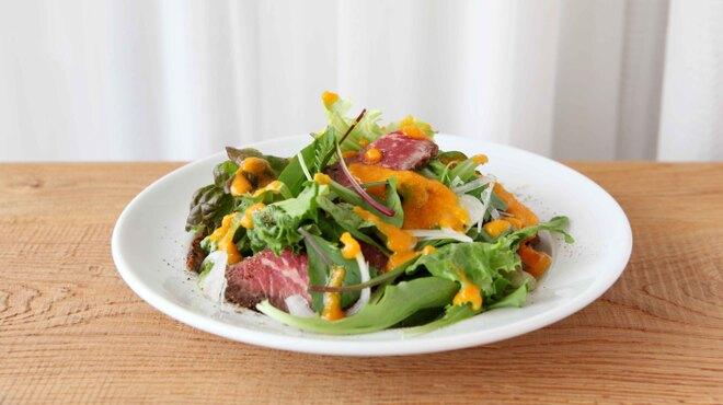 chano-ma - 料理写真:ローストビーフのサラダ