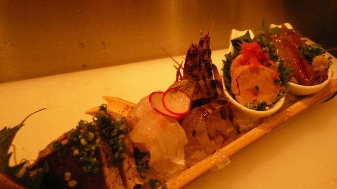 魚屋豪椀 - 料理写真:2人前(単品オーダーもできますョ)