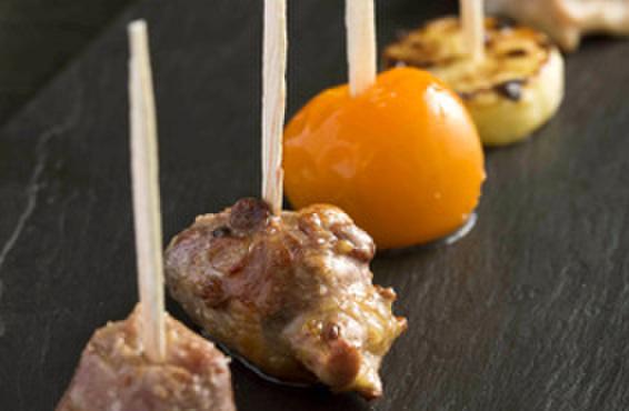 中目黒 いぐち - 料理写真:ビンチョススタイル