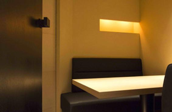 中目黒 いぐち - 内観写真:個室
