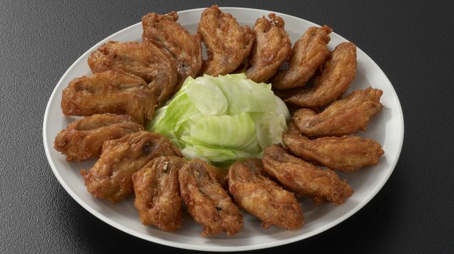 海老どて食堂 - 料理写真:手羽どて