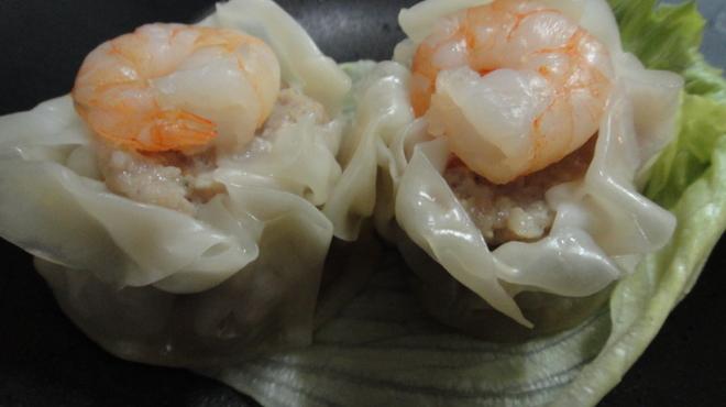 和の中 - 料理写真:海老焼売
