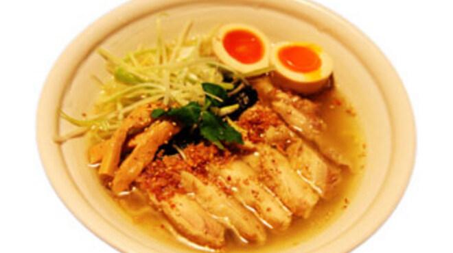 札幌らーめん 北一 - 料理写真:鶏塩