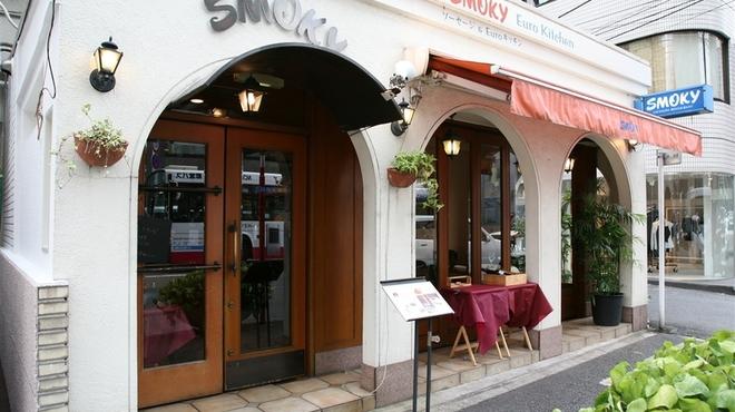 ソーセージレストランSMOKY - 外観写真:表参道駅から徒歩5分