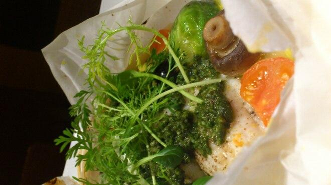 キュイジーヌ・MA - 料理写真:野菜の鮮度と甘みを感じて下さい。