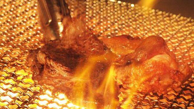 ナゴヤ ブッチャーズ - 料理写真:塊肉を豪快に炭火焼で☆