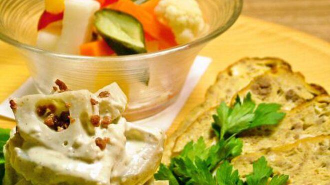 ナゴヤ ブッチャーズ - 料理写真:彩り鮮やか♪前菜3種盛り合せ