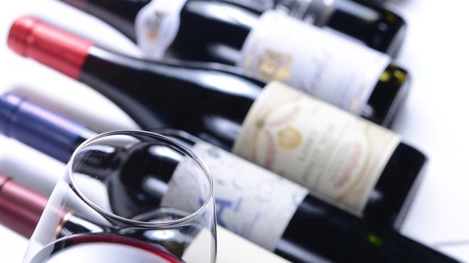 恵比寿BAR - 料理写真:ワインもあります!!