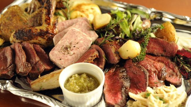 カリーナ カリーナ - 料理写真:カルネミスト(お肉前菜盛り合わせ)