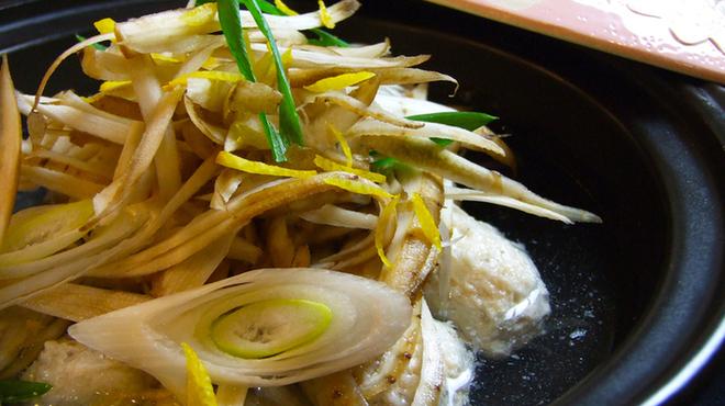 恕庵 - 料理写真:心温まるお鍋