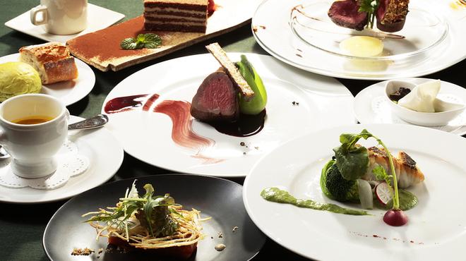 フレンチレストラン Nature - 料理写真:料理人は、お客様を思いながら料理をしています