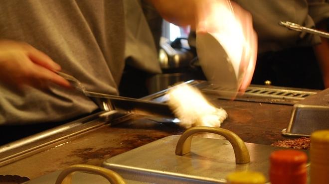 沖縄鉄板バル ミートチョッパー - 料理写真: