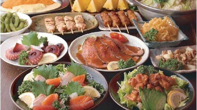 とりとり亭 - 料理写真:お値打ち&ボリューム満点のコース料理は各種宴会に最適