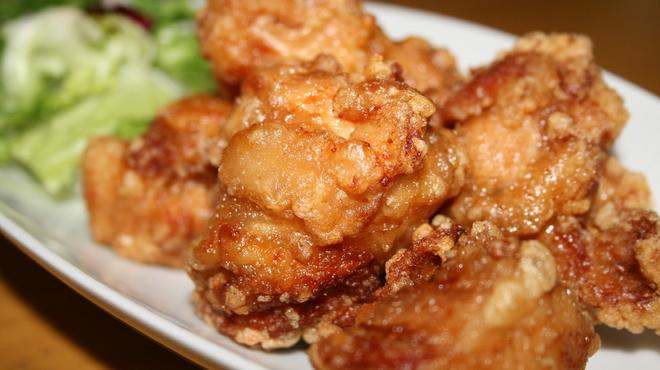 串揚げ酒場 仲丸 - 料理写真:鶏唐揚げ