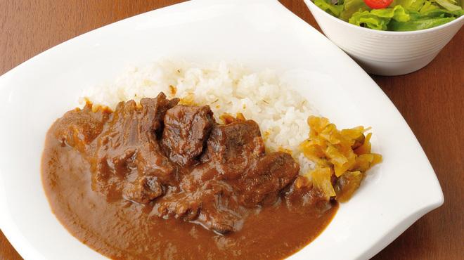 伊達の牛たん本舗 - 料理写真:牛たんカレー