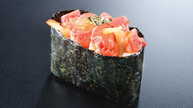 金沢まいもん寿司 珠姫 - 料理写真:赤西貝