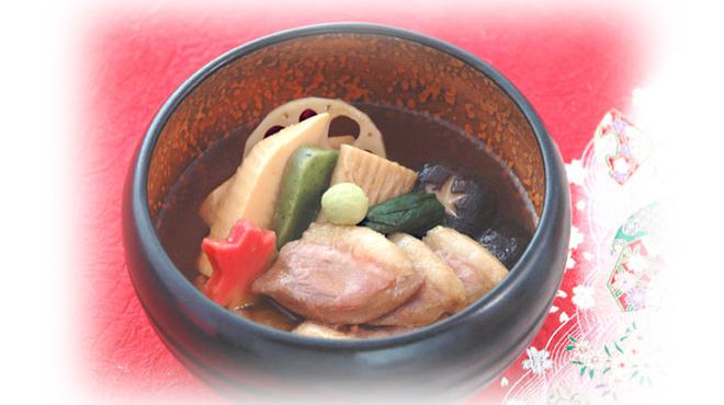 金沢まいもん寿司 珠姫 - 料理写真:加賀治部煮