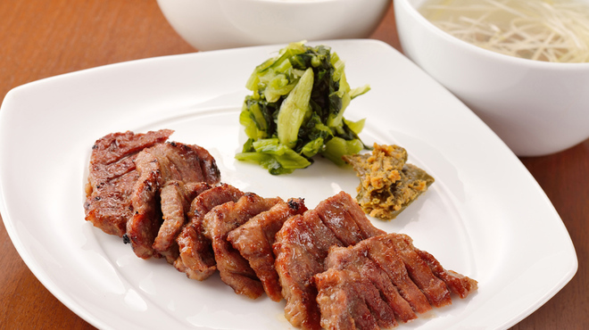 伊達の牛たん本舗 - 料理写真:牛たん定食