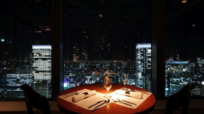 マンゴツリー東京 - 内観写真:ダイニング2名席