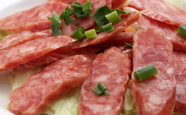 中国家庭料理 楊 - 料理写真:香腸(腸詰)