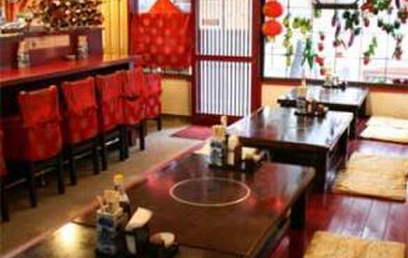 中国家庭料理 楊 - 内観写真:店内