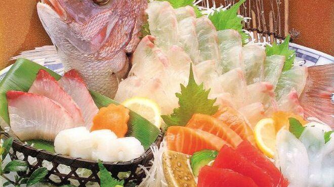 中の濱 - 料理写真:沖盛り