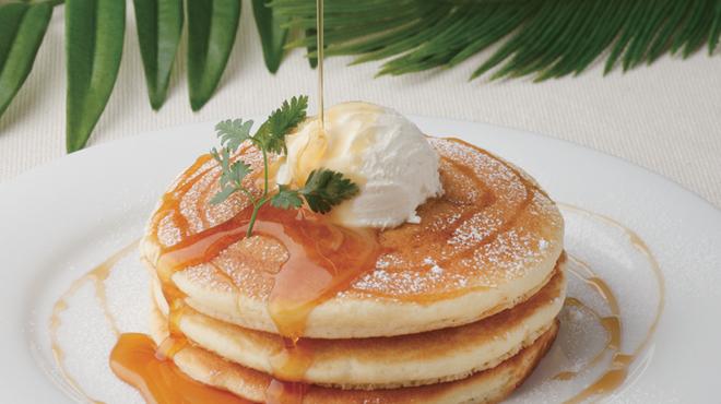 Hawaiian Pancake Factory - 料理写真:ホイップバター