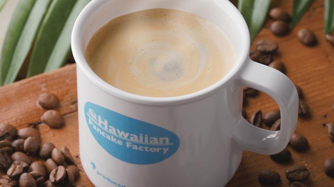 Hawaiian Pancake Factory - 料理写真:コナブレンドコーヒー