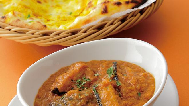 ローカルインディア - 料理写真:ナスマサラ