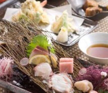 花みずき - 料理写真:コース料理が飲み放題付きで3000円からご用意しています。