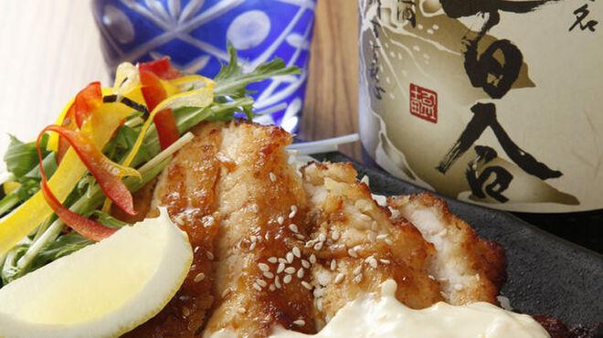 九州の地魚料理 侍 - 料理写真:料理