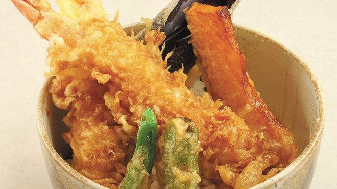 和食 うどんや - 料理写真:大海老天丼