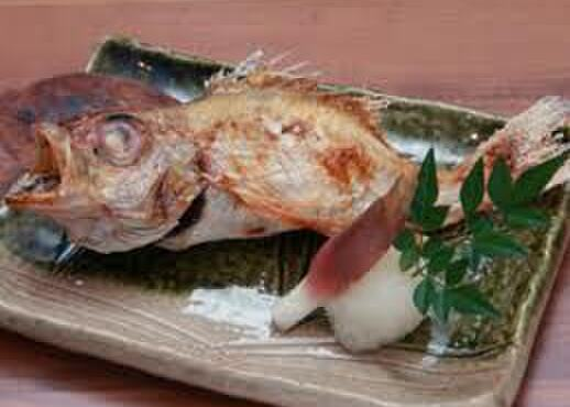 ろばた 翔 - 料理写真:鮮魚の1本炙り