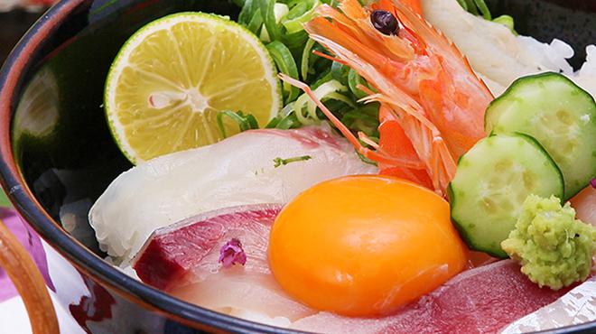 サンライズ食堂 - 料理写真:海鮮丼1,380円