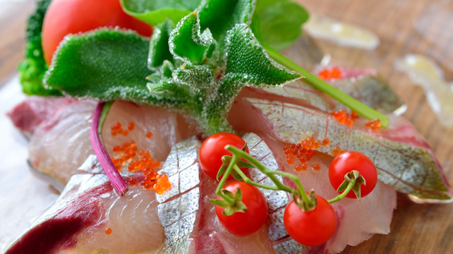 PESCA - 料理写真:≪大切な方と≫心を込めたシェフの料理を是非ご堪能下さい。