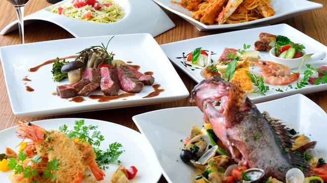 PESCA - 料理写真:≪歓送迎会のご提案≫イタリアン創作料理をお気軽に!