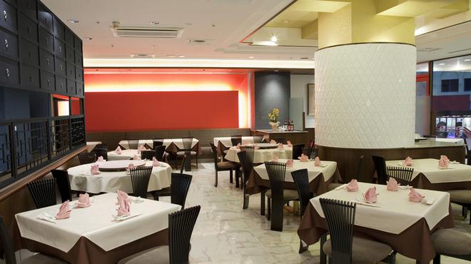 桃桃林 - 内観写真:ごゆっくりお食事をお楽しみください。