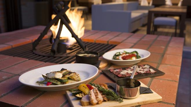 ブランチキッチン - 料理写真:ディナーメニューも充実しています。