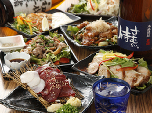 九州の地魚料理 侍 赤坂店 - 赤坂(東京) / 和食 / 郷土 …