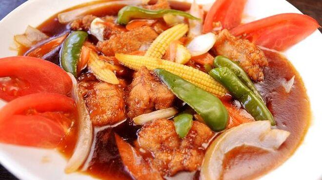 北京本店 - 料理写真:■安城産の豚(三河ポーク)の酢豚♪