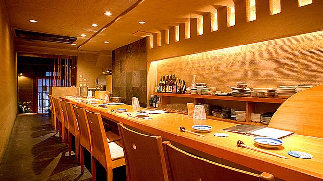 京都豆八 - 内観写真:≪大切な方と≫心を込めた御料理をご堪能下さい。